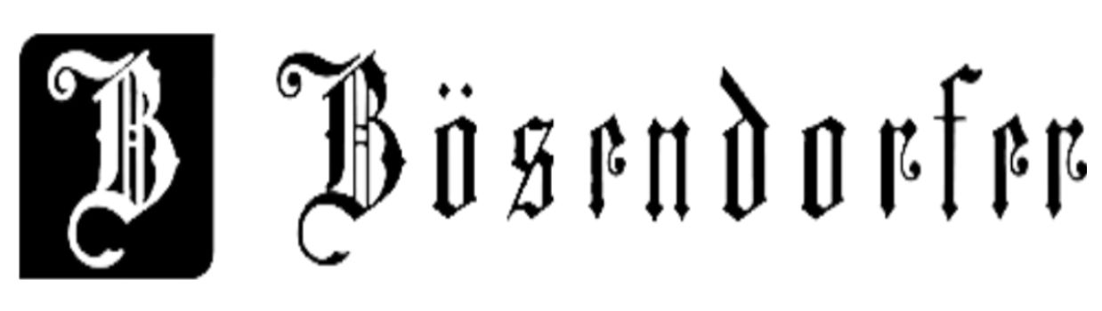 Logo des pianos Bosendorfer
