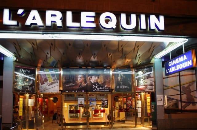 cinéma arlequin Paris