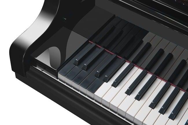 clavier de piano Bosendorfer