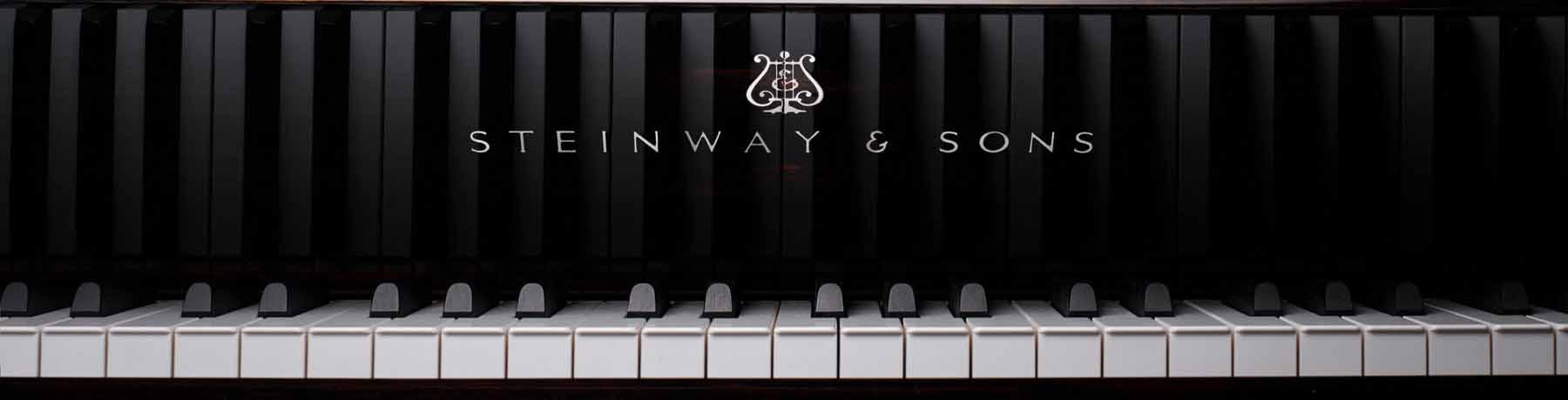 clavier de piano steinway