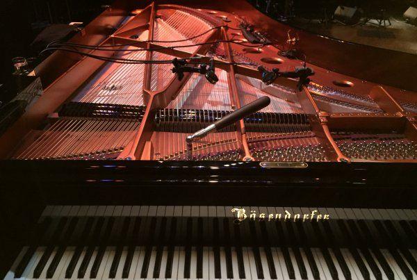 Clé d'accord de piano