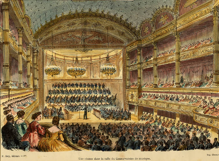 Conservatoires de Paris