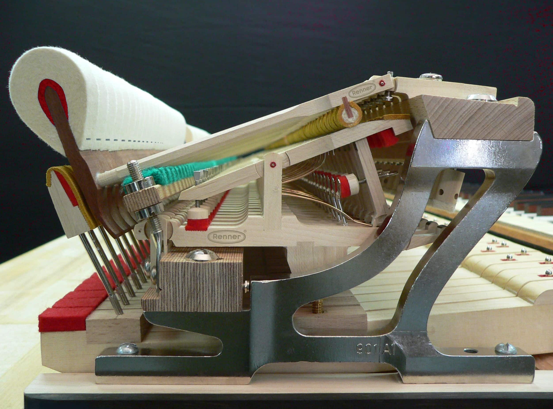 mecanique de piano renner