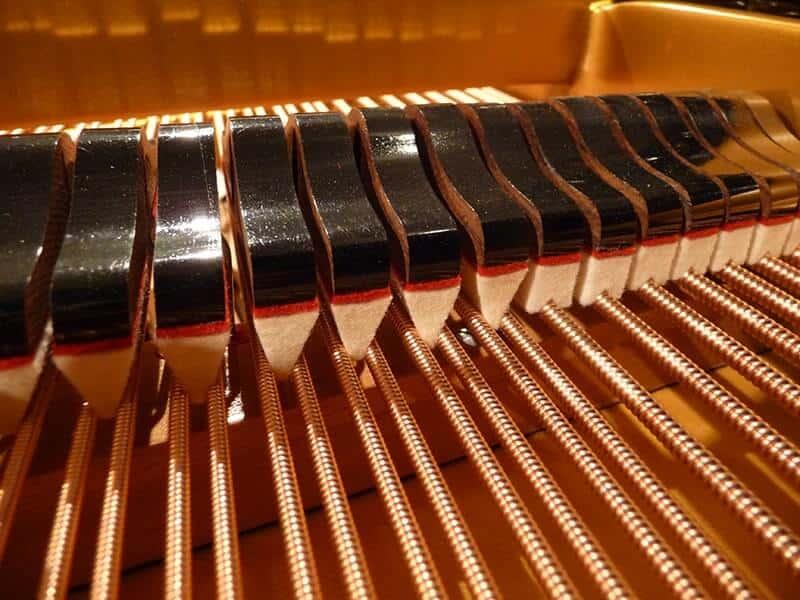 étouffoirs de piano
