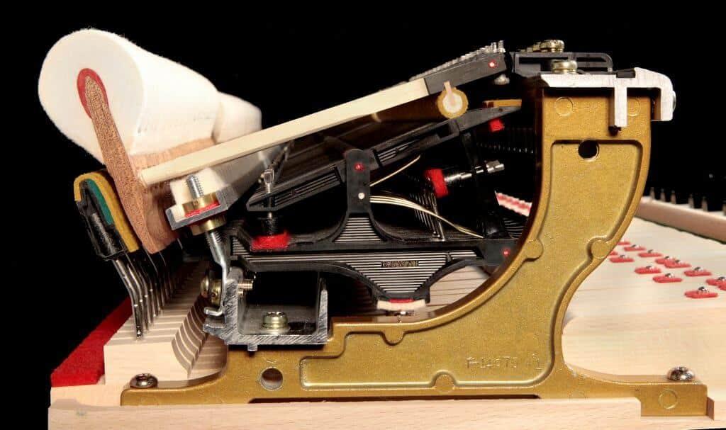 Mécanique de piano Kawai